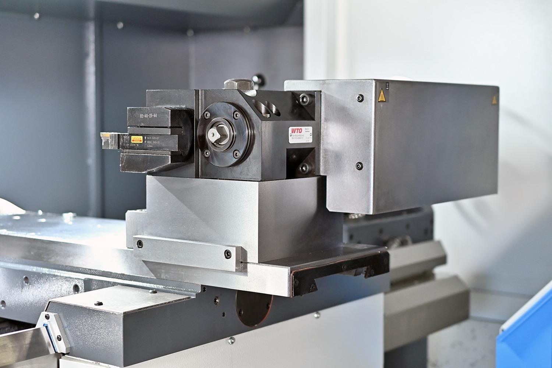OPTIMAX 590 - Adaptation spéciale unité de fraisage