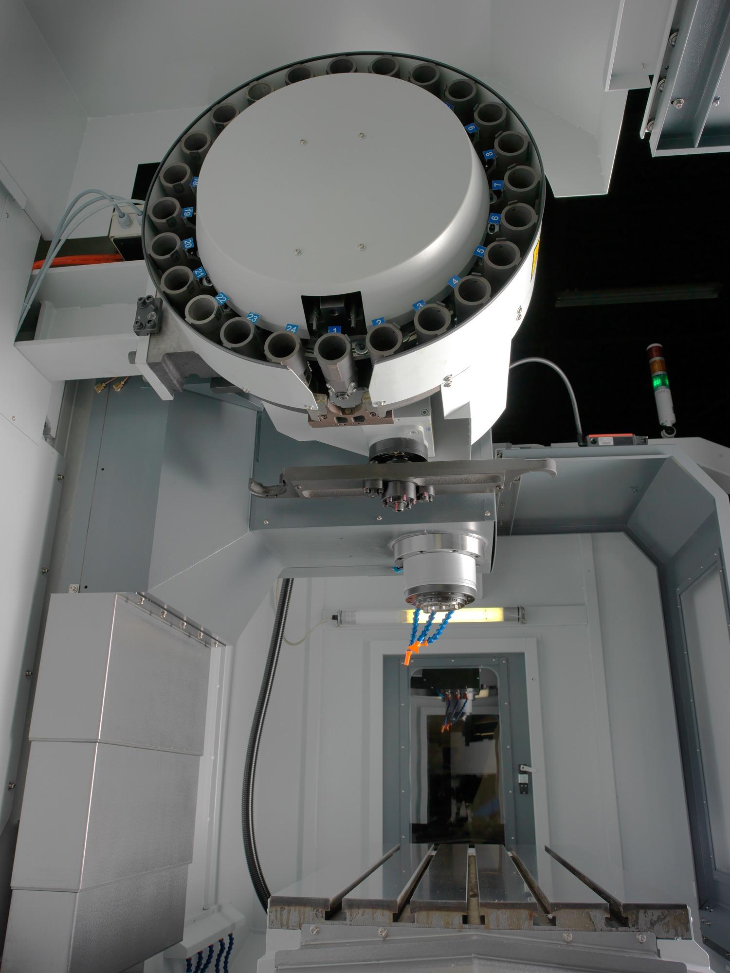 Xenon 1600 intérieur